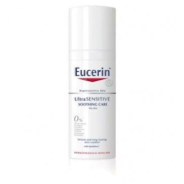 Eucerin Hypersensitive Skin UltraSENSITIVE Soothing Care Dry Skin 50ml