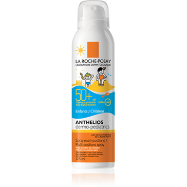 La Roche Posay Anthelios Dermo-Kids Multi-Positional Spray SPF50+ 125ml