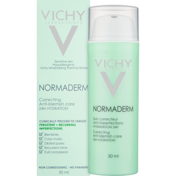 Vichy Normaderm Correcting Anti-Blemish Care 50ml