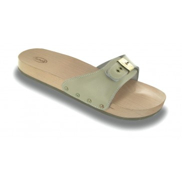 Scholl Exercise Pescura Flat Sandals - Sand