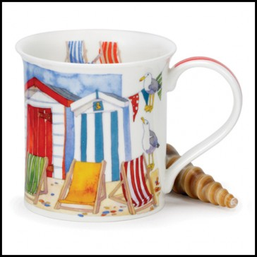 Dunoon Mug - Bute Shape - Sandy Bay
