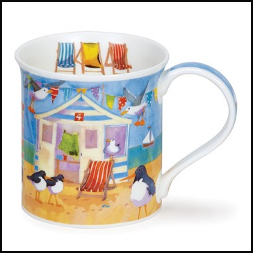 Dunoon Mug - Bute Shape - Waterfront