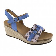 9182ced33a81 Scholl Exercise Pescura Heel Sandals - Light Blue Fantasy - TLC
