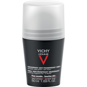 Vichy Homme 48hr Anti-Irritation Anti-Perspirant 50ml