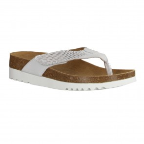 Scholl Bioprint Alaxias Sandals - White