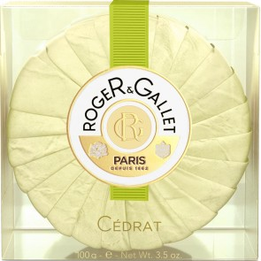 Roger & Gallet Citron Perfumed Soap 100g