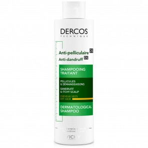 VICHY Dercos Anti-Dandruff Advanced Action Shampoo for Dry Hair 200ml