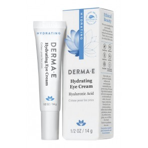 Derma E Hydrating Eye Creme with Hyaluronic Acid 1/2oz/14g