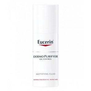 Eucerin Dermo Purifyer Oil Control Mattifying Fluid 50ml