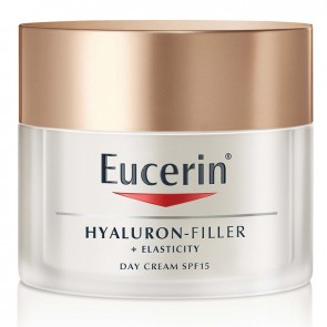 Eucerin Anti Age Hyaluron-Filler + Elasticity Day Cream SPF15 50ml