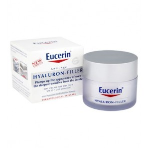 Eucerin Anti Age Hyaluron Filler Day Cream for Normal/Combination Skin with SPF 15 & UVA protection 50ml