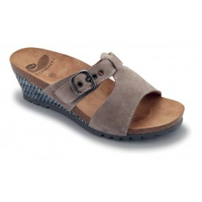 Scholl Bioprint Kasama Sandals - Grey
