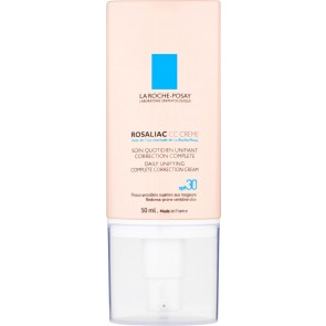 La Roche-Posay Rosaliac CC Daily Unifying Complete Correction Cream SPF 30 50ml