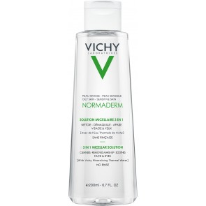Vichy Normaderm 3in1 Micellar Solution 200ml