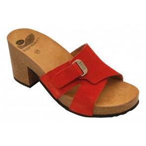 Scholl Prelle Bioprint Sandals - Red