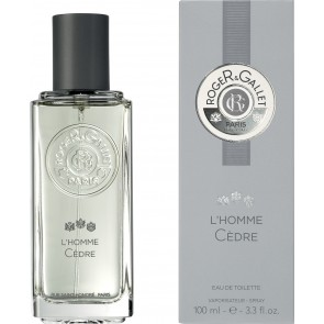Roger & Gallet L'Homme Cedre Eau de Toilette Spray 100ml