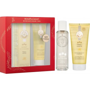 Roger & Gallet Neroli Facetie Extrait de Cologne 30ml Gift Set