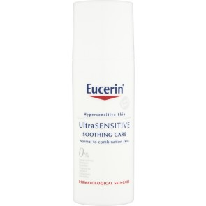 Eucerin Ultra Sensitive Soothing Care Normal to Combination Skin 50ml