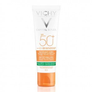 Vichy Capital Soleil Mattifying 3-in-1 SPF50+ 50ml £17.50