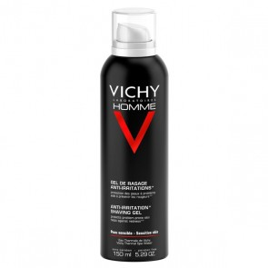 Vichy Homme Anti-Irritation Shaving Gel - 150ml