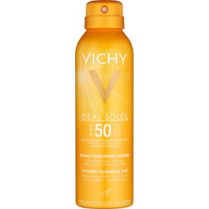 Vichy Ideal Soleil Invisible Hydrating Mist SPF50 200ml