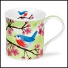 Dunoon Mug - Bute Shape - Little Birdies