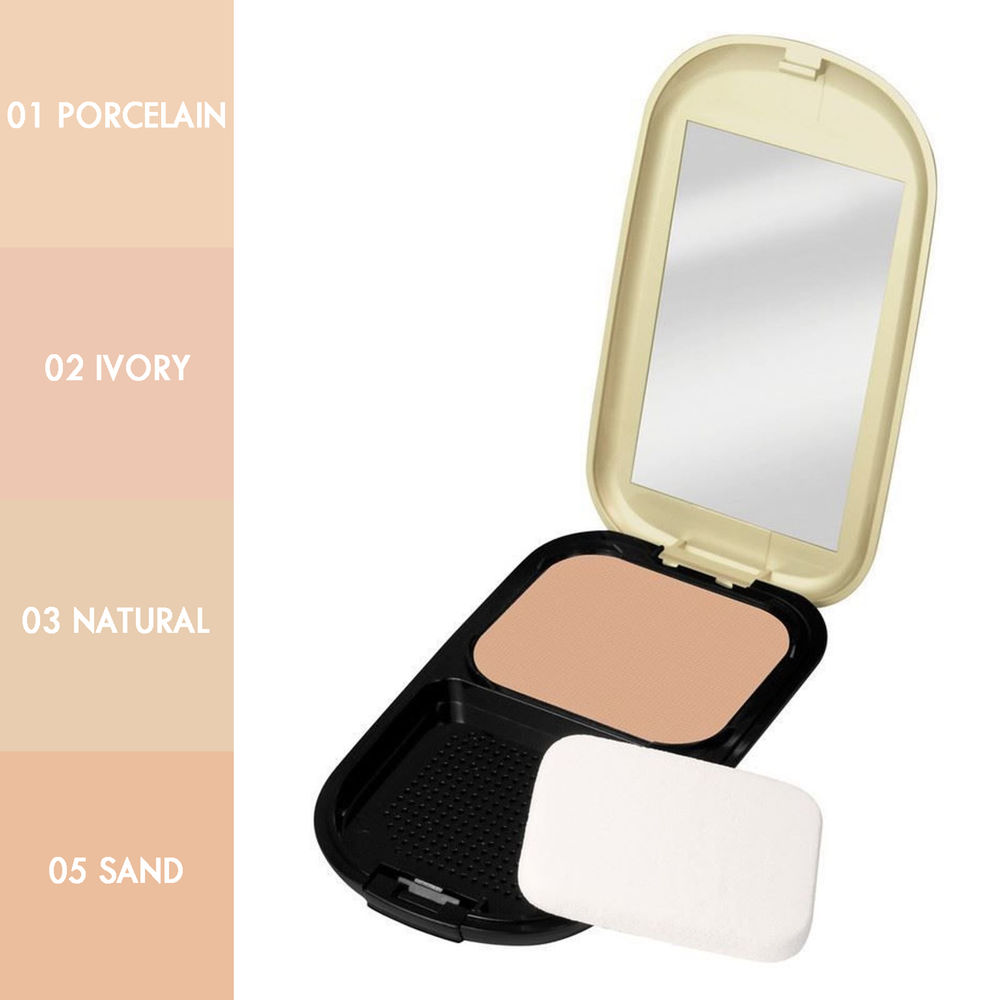 Max Factor Facefinity Compact 03 Natural Spf15 Tlc